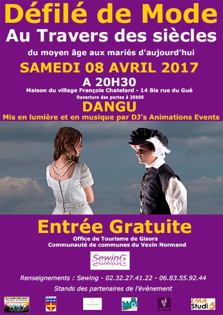 Un événement à ne pas manquer le 8 Avril 2017