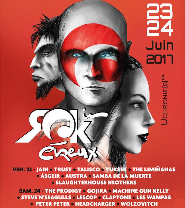 Photobooth au Festival Rock in Evreux