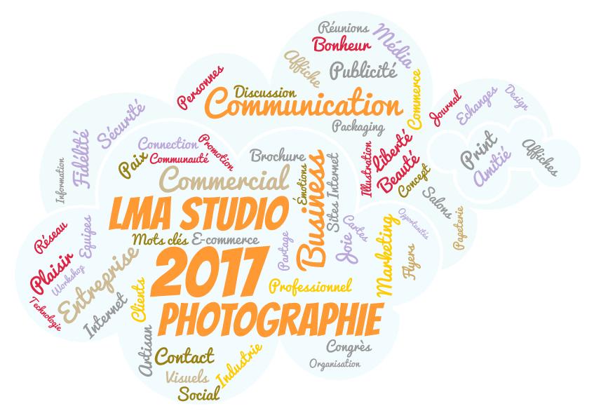LMA Studio vous présente tous ses vœux pour 2017